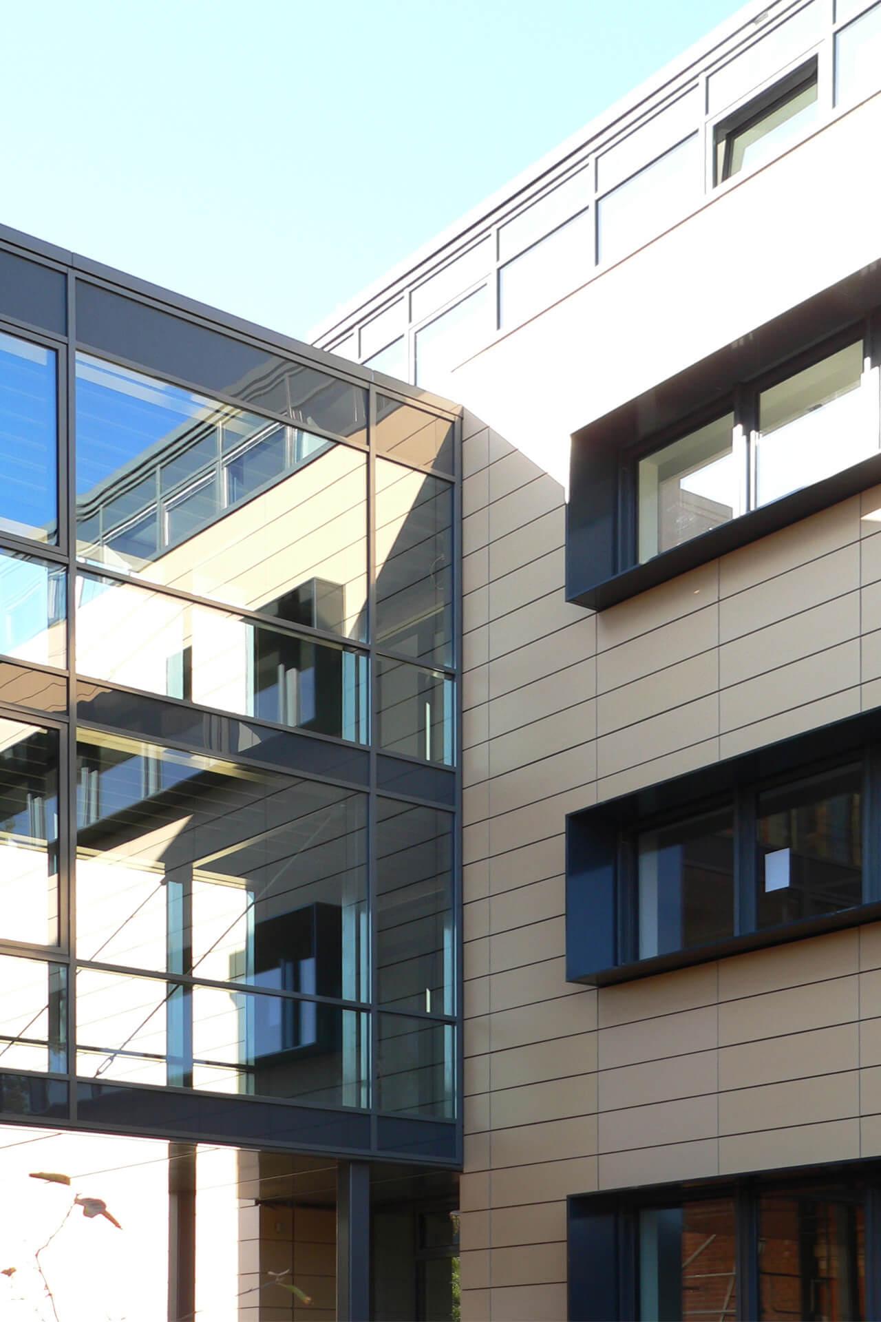 Münster, Landwirtschaftsverlag, Bürogebäude