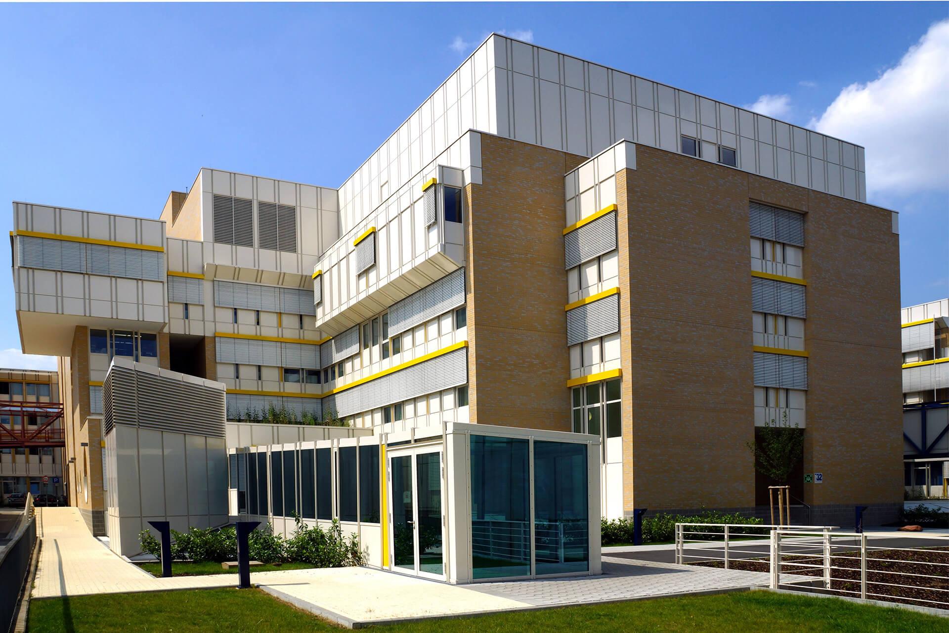 Mannheim, Uni-Klinik Haus 6, OP-Center