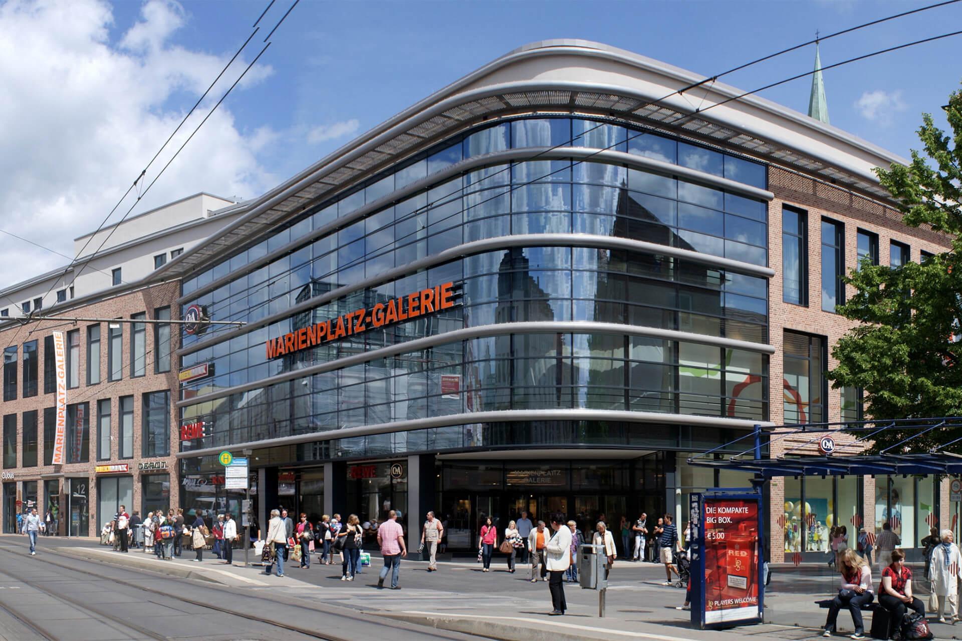 Einkaufszentrum Schwerin